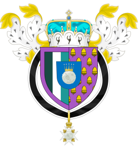 Archdukes Coat of Arms - Full